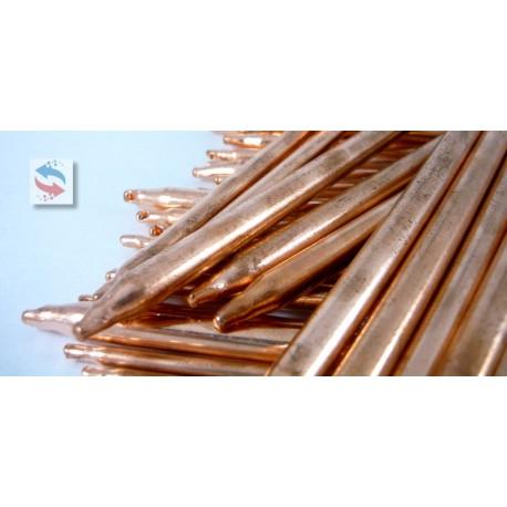 Caloduc Heatpipe Droit Diametre 6mmx150mm