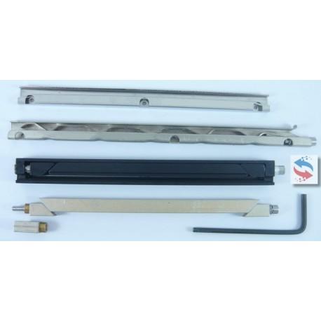 35F-7CR-2-12-1 Guide carte PCB & Ejecteur