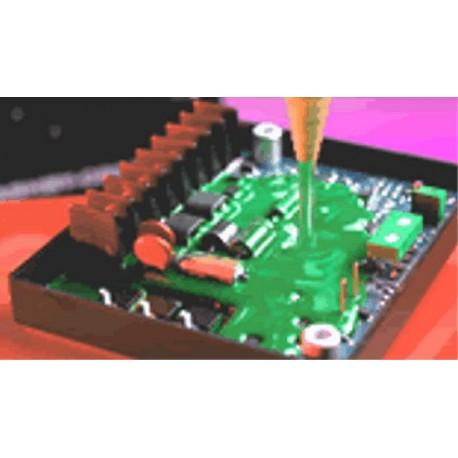 Potting Gel bi-composants 1.7 W/mK - 50 °C a 200 °C Epaisseur