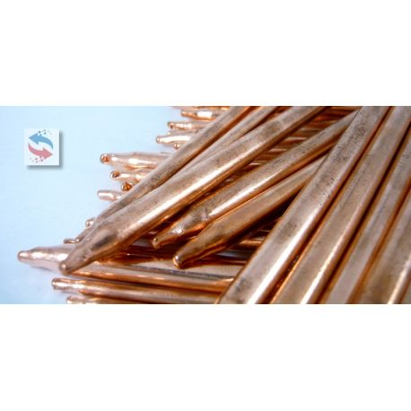 Caloduc Heatpipe Droit Diametre 8mmx154mm