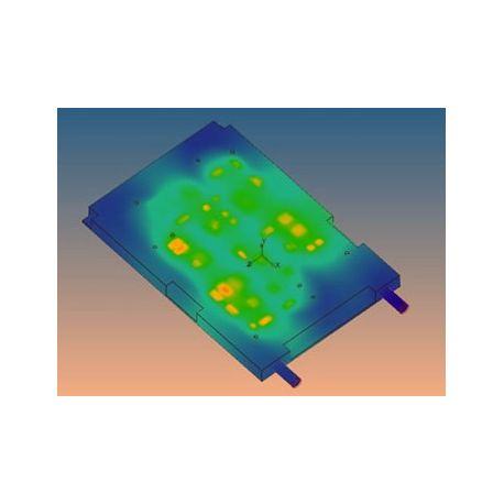 Plan Client a la commande pour approbation avant fabrication  DWG DXF PDF
