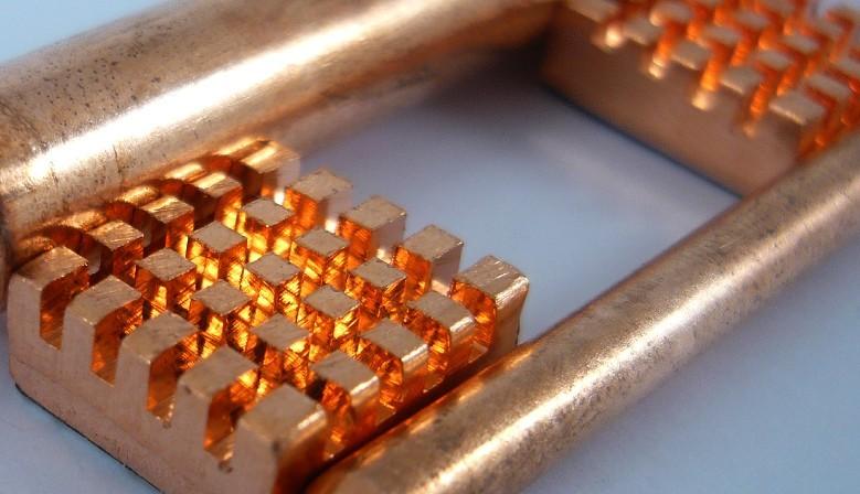 Caloducs Dissipateur Aluminium Cuivre extrudé forgé prix disponibilité customisation fournisseur