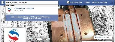 Suivez Management Thermique sur Facebook !