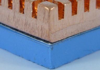 Interface Thermique - Matelas Thermoconducteur - Pad pour Gap Electronique - silicone